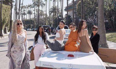 Las Kardashian siguen grabando su reality en cuarentena