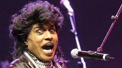 Murió Little Richard, pionero del rock and roll