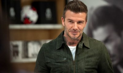 ¡David Beckham tendrá un programa de cocina!