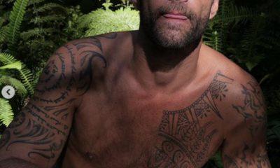 ¡Ricky Martin generó polémica!