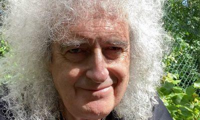 Brian May habló de su salud después de su infarto_XAS