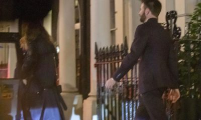 ¿Chris Evans y Lily James están enamorados?