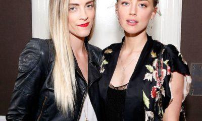 Amber Heard golpeó a su hermana según abogados de Johnny Depp
