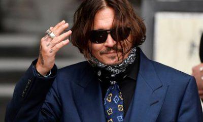 Johnny Depp realizó fuertes declaraciones relacionadas con drogas