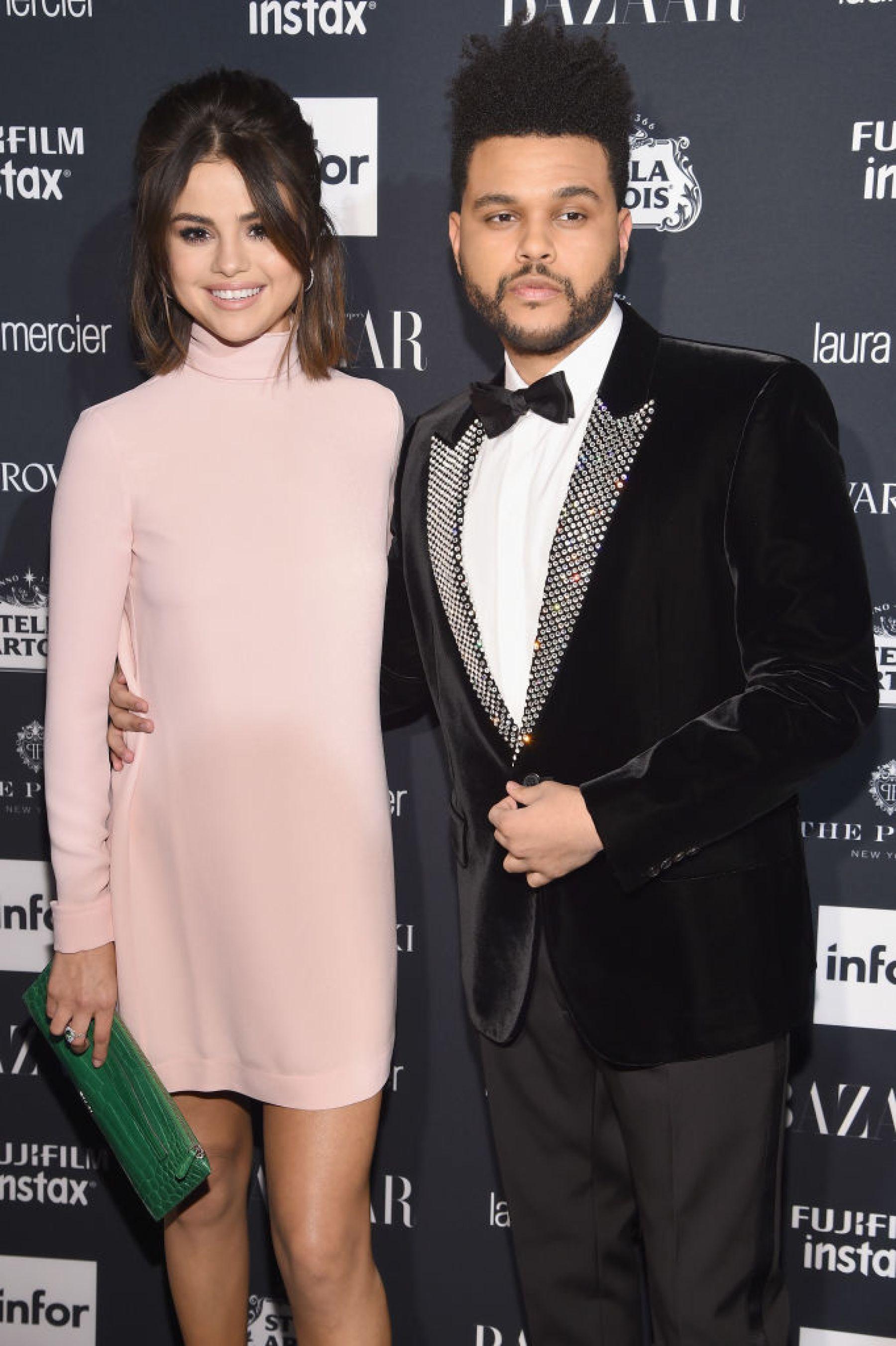 he Weeknd envió indirectas a Selena Gomez en nuevas canciones