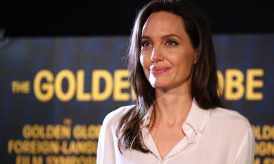 El noble gesto de Angelina Jolie