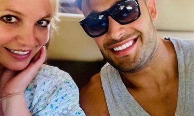 El novio de Britney Spears la defendió de ataques