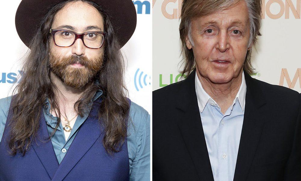 Hijo de John Lennon entrevistó a Paul McCartney