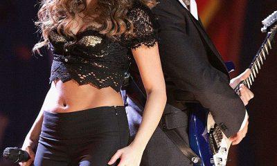 Videos evidencian que entre Shakira y Alejandro Sanz hubo coqueteos