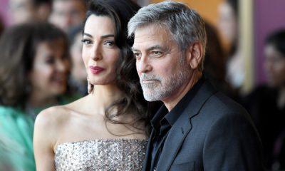 George Clooney regaló un millón de dólares a sus mejores amigos