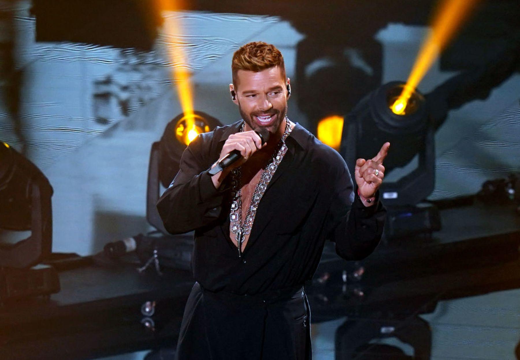 Ricky Martin reveló detalles secretos de su carrera