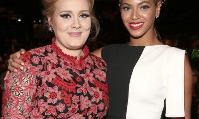 Adele y Beyoncé harán un dueto