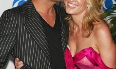 Rebecca de Alba rememoró su romance con Ricky Martin