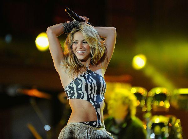 Shakira vendió los derechos de sus canciones