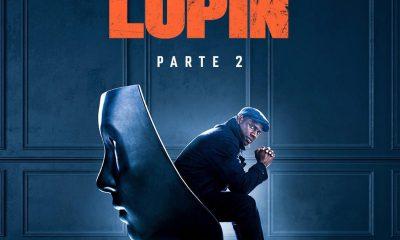 28/01/2021 Cartel de la temporada 2 de Lupin en Netflix SOCIEDAD CULTURA NETFLIX